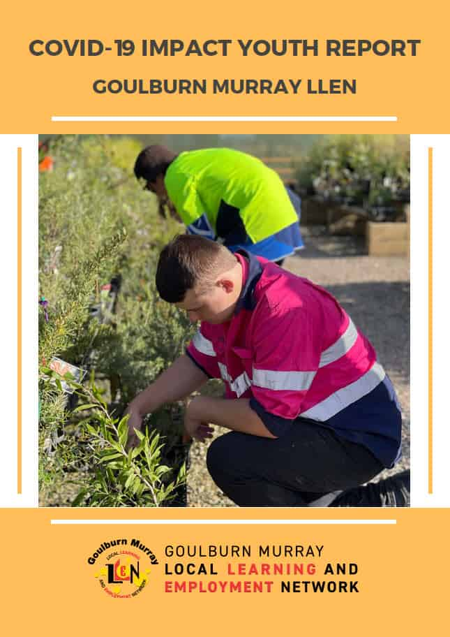 COVID 19 Impact Youth Report Cover